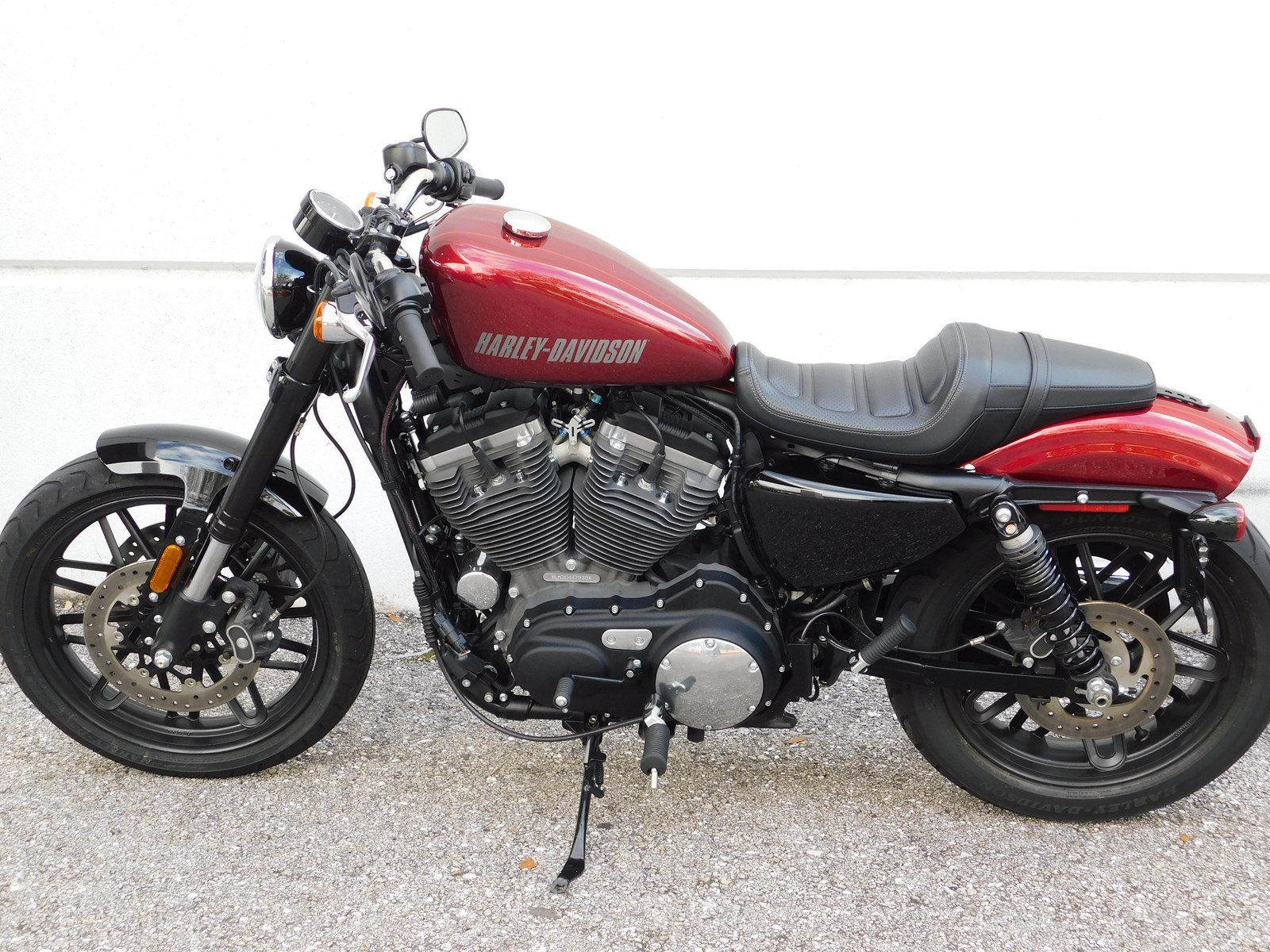 pre owned 2016 harley davidson sportster roadster xl1200cx sportster in west palm beach u447938. Black Bedroom Furniture Sets. Home Design Ideas