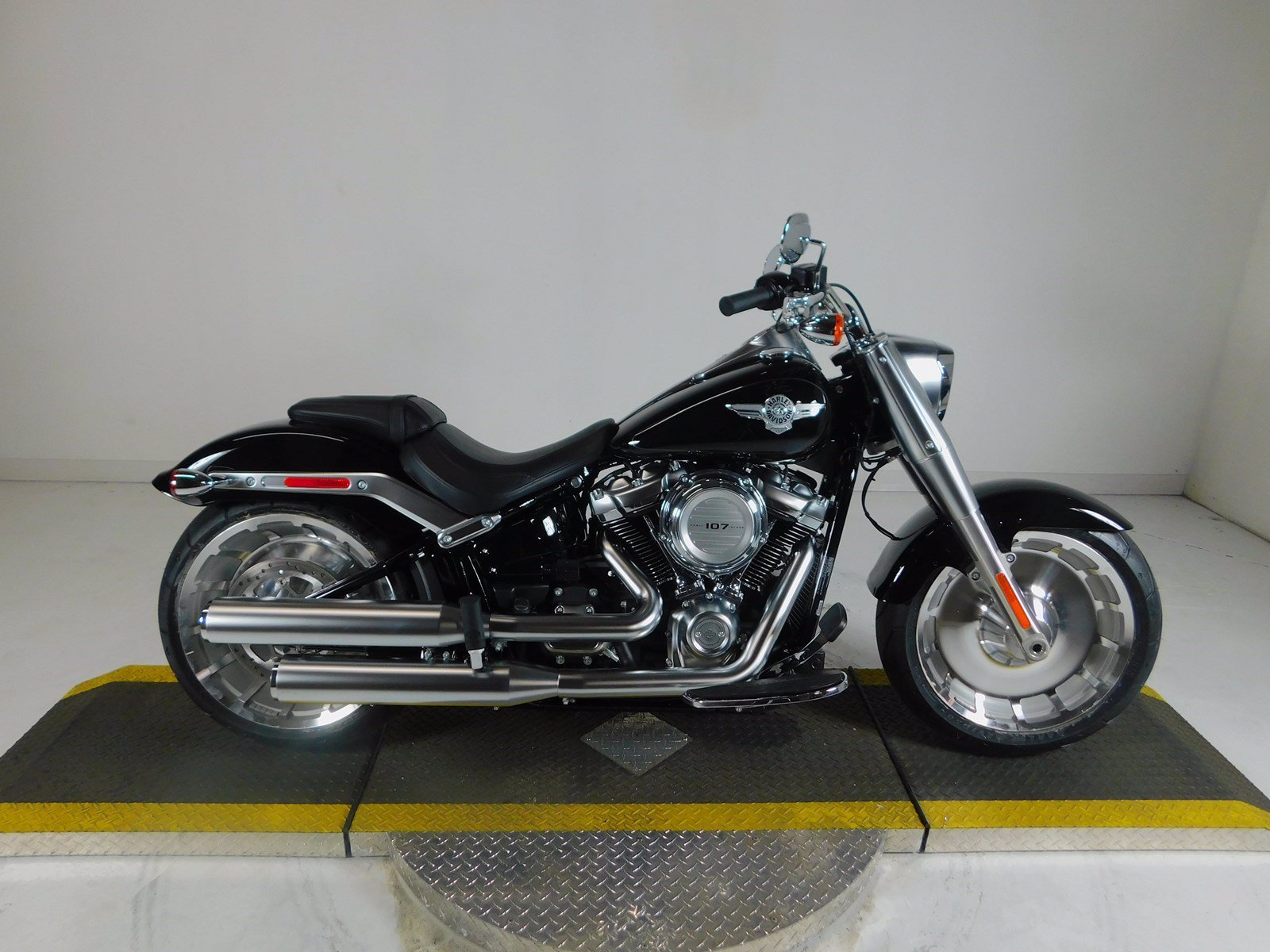 New 2019 Harley-Davidson Softail Fat Boy FLFB Softail in ...