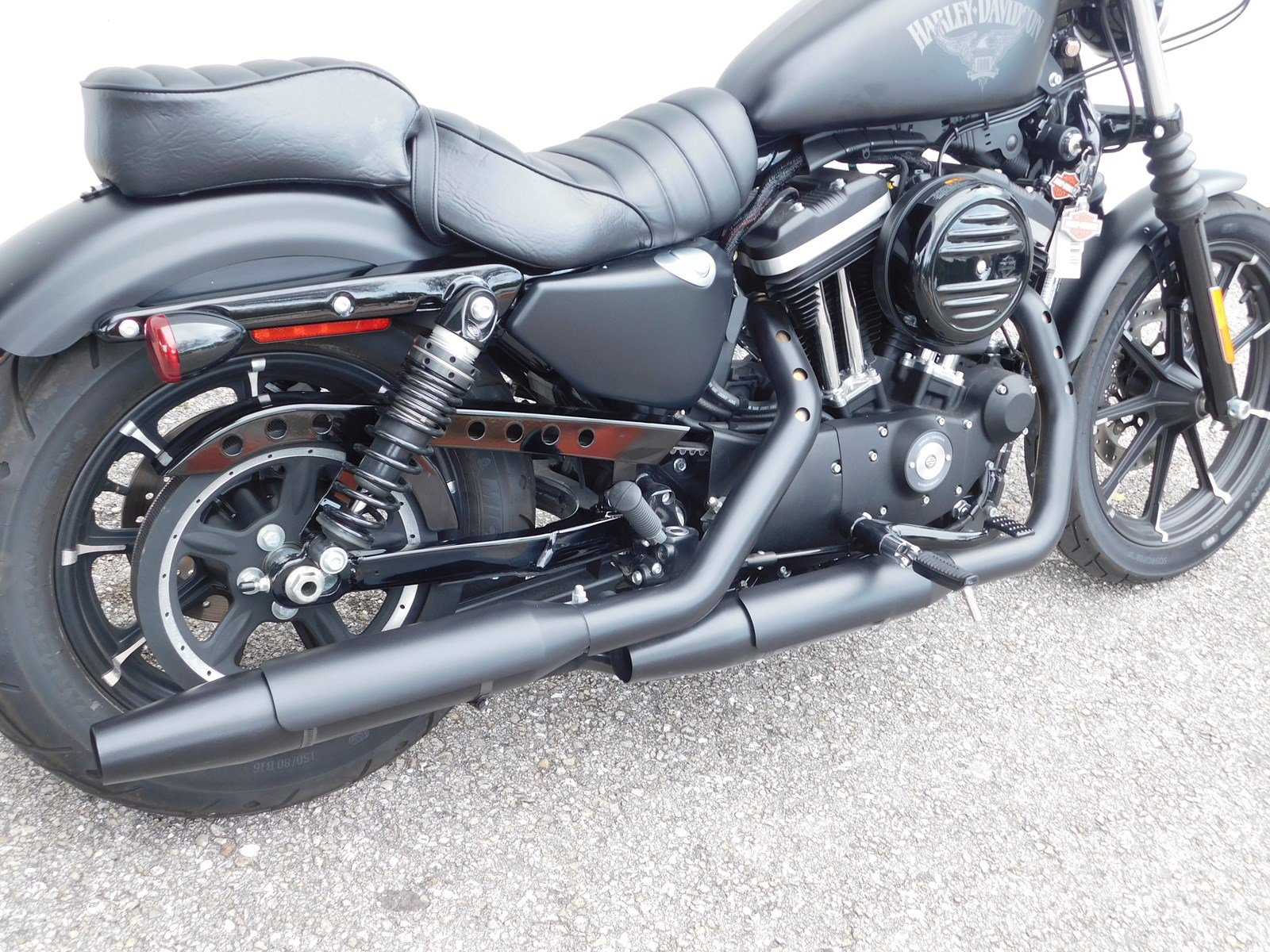 Pre Owned 2017 Harley Davidson Sportster Iron 883 XL883N